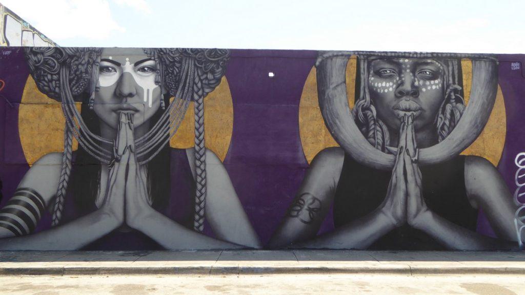 FINBARR DAC + KEVIN LEDO - Miami - Eneida M. Hartner Elementary School – NW 3rd av & NW 29th st