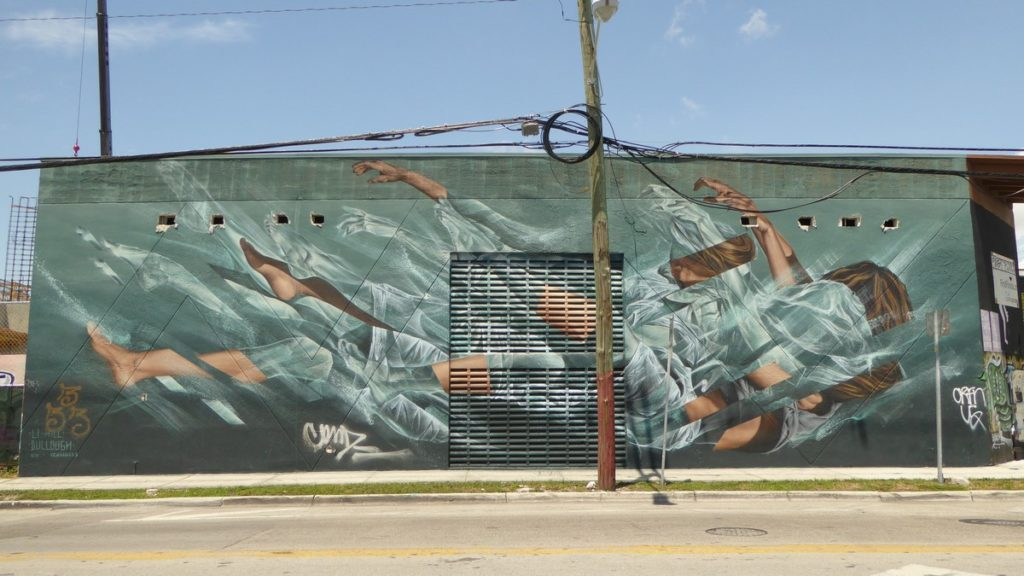 JAMES BULLOUGH - Miami - NW 2nd av & NW 29th st