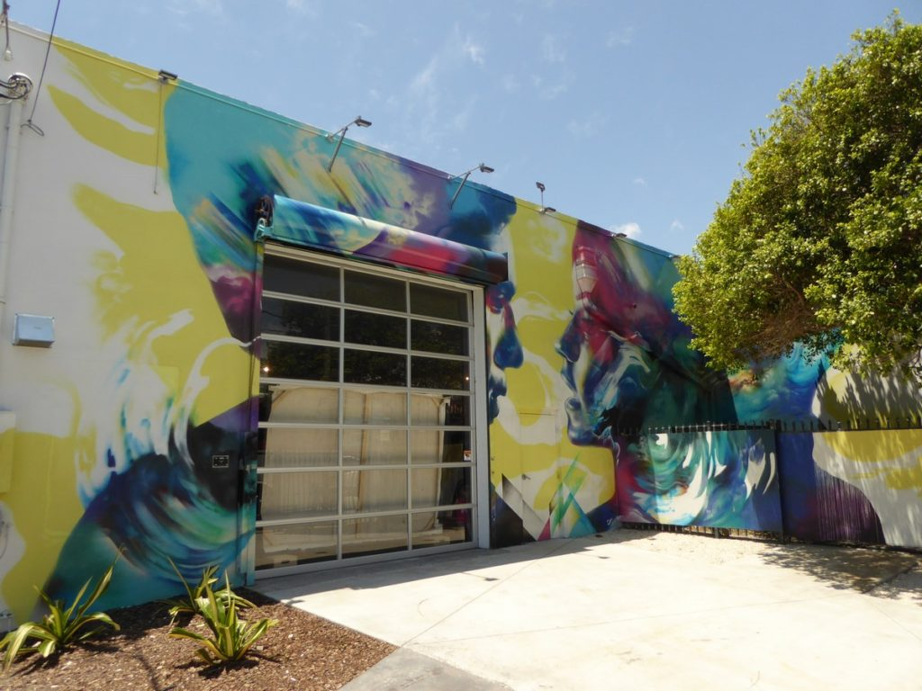 HUEMAN - Miami - Wynwood Walls – NW 26 st / NW 25 st / NW 2 av