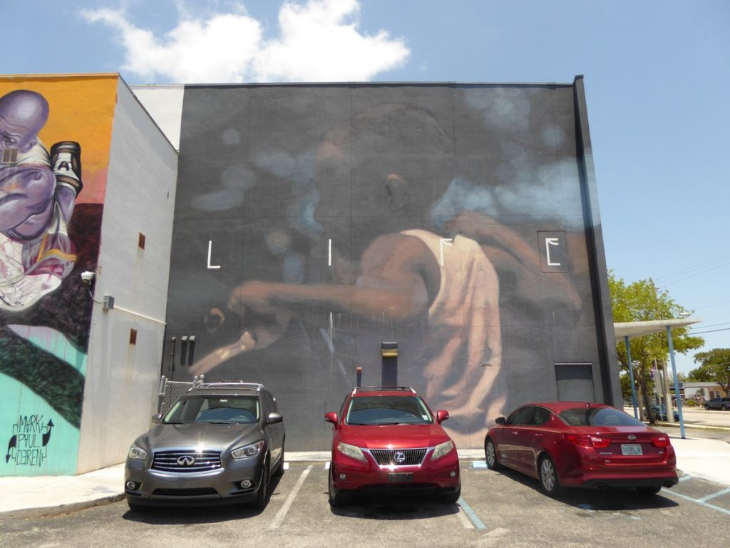 AXEL VOID - Miami - Jose De Diego Middle School – NW 30 ST / NW 5AV