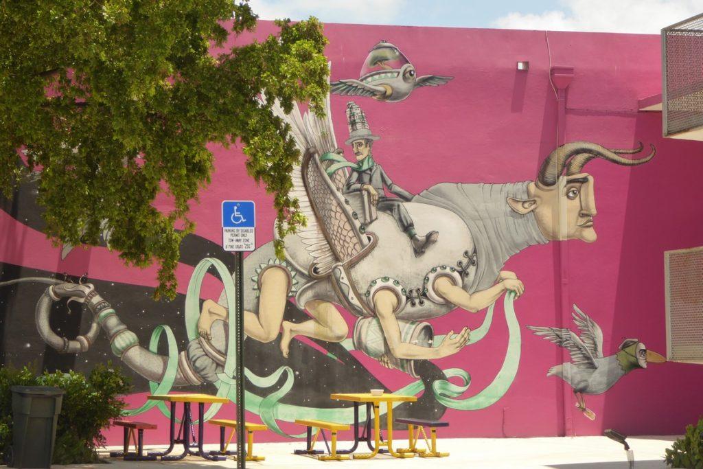 KISLOW - Miami - Miami AD School – NW 6 AV & 578 NW 28 ST