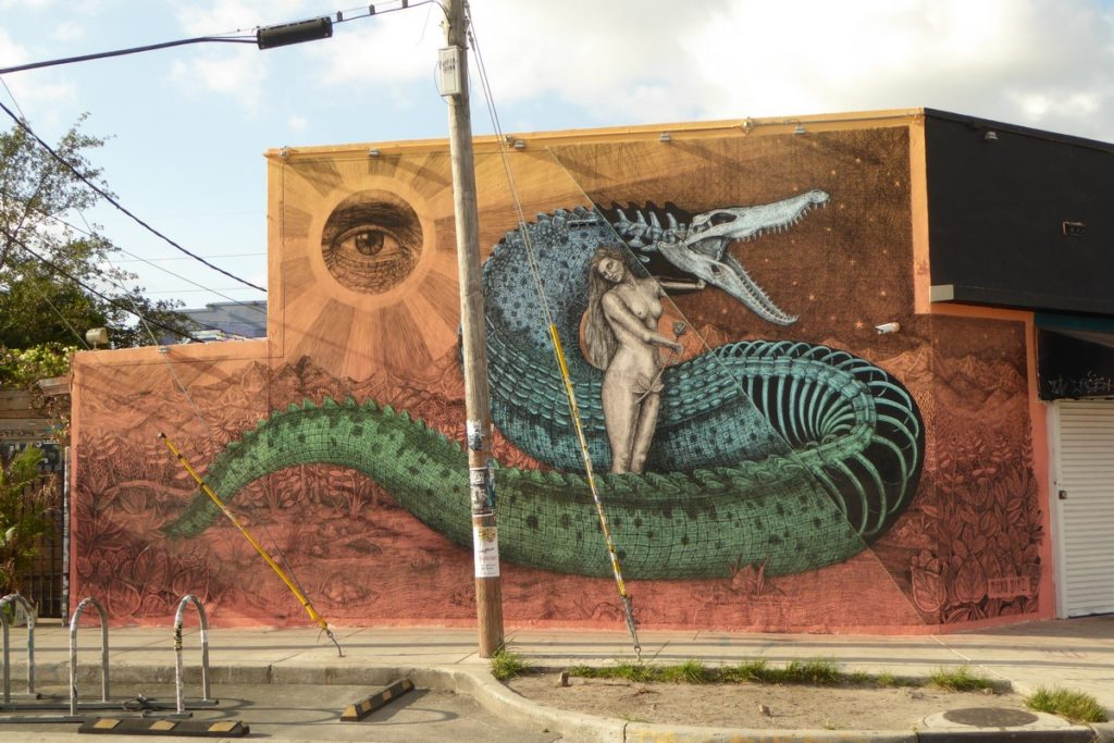 ALEXIS DIAZ - Miami - NW 6th st & NW 2nd av