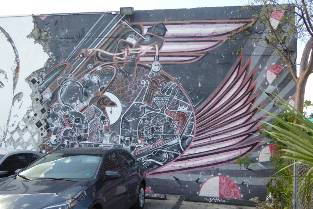 HOW AND NOSM – NW 25th st / NW 2nd av / NW 5 av