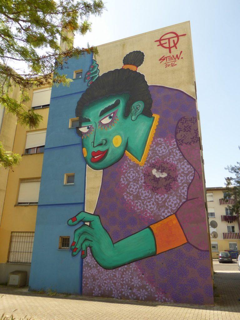 STEW - Lisbonne - Quinta do Mocho, Sacavém