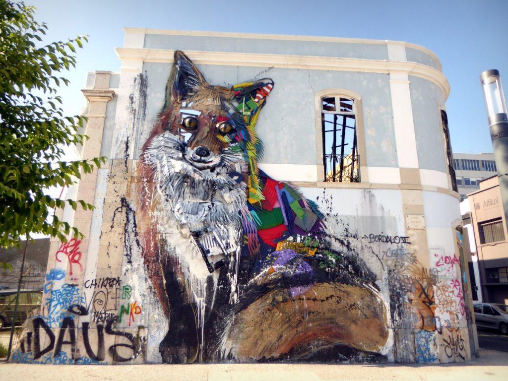 BORDALO II - Lisbonne - 49 rua de Xabregas
