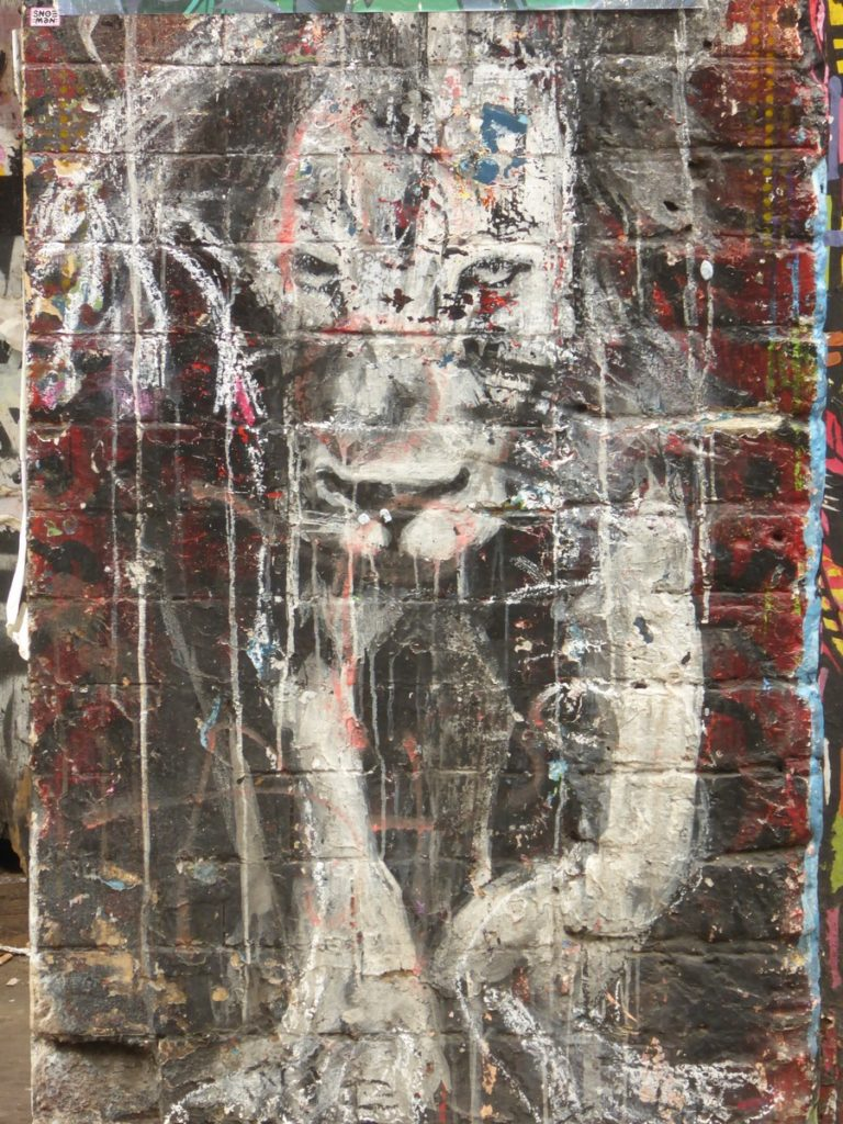 FAITH 47 - Londres - 105 Brick ln