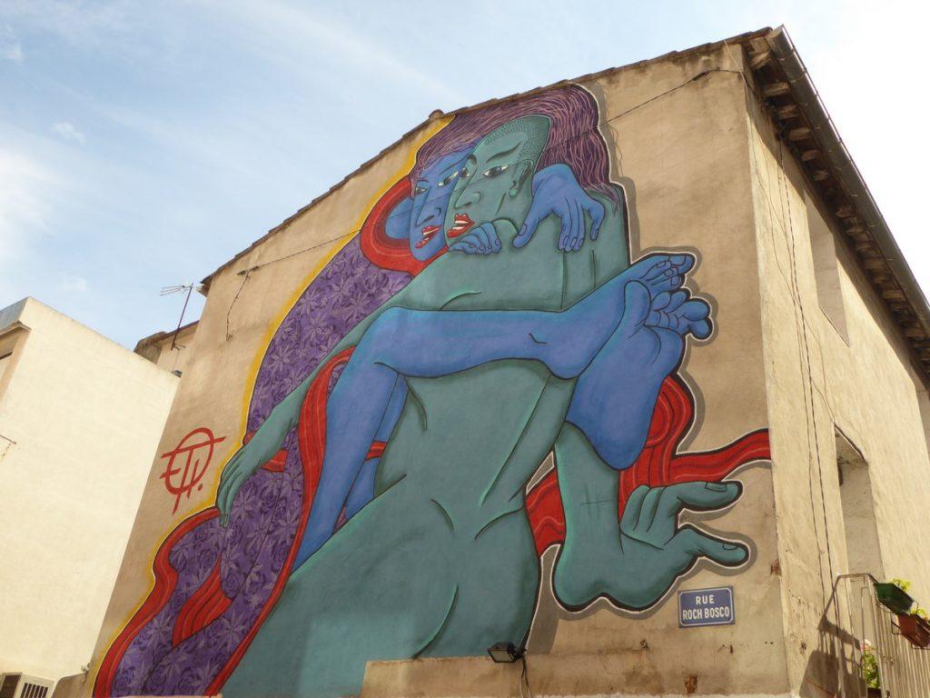 STEW - Sète - rue Roch Bosco