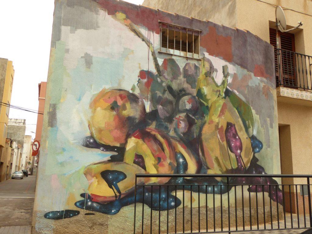EMILIO CEREZO + DEIH XLF - Torreblanca - Calle Manrique Lara & calle Torre