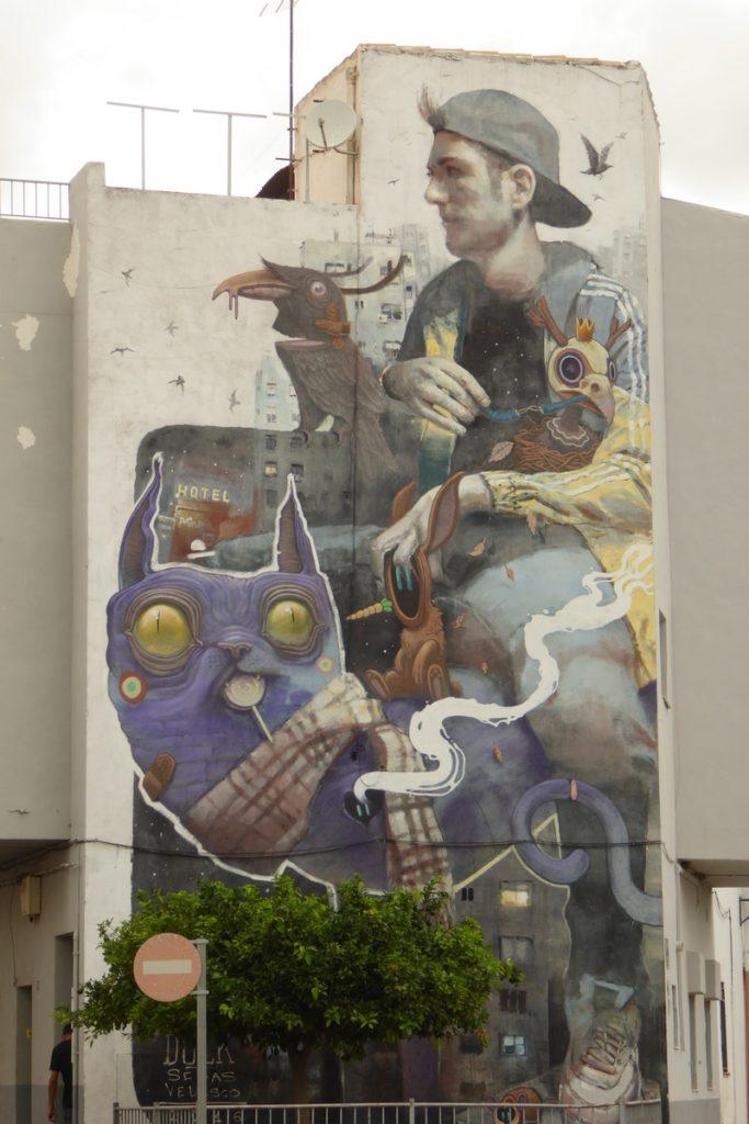 DULK + SEBAS VELASCO - Torreblanca - Proyecto N7 & carrer de Saragossa