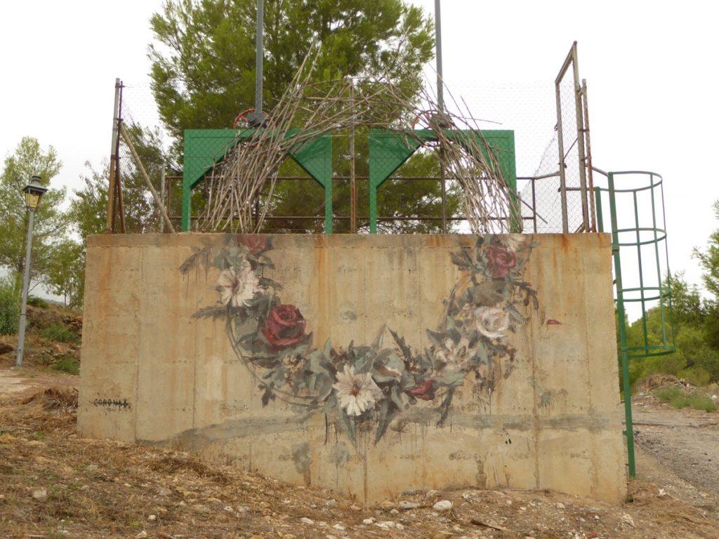 BORONDO - Fanzara - Camino Cementerio