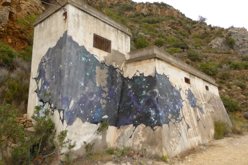 DEIH XLF - Fanzara - Calle Virgen Pilar (dans la montagne)
