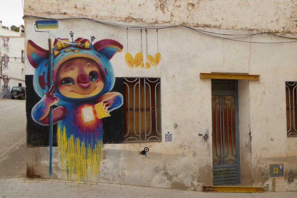 ANIMALITOLAND - Fanzara - Calle San Pedro & av. Jose Antonio