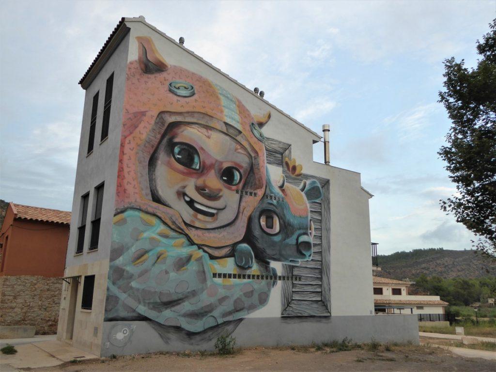 ANIMALITOLAND - Fanzara - Sud de Calle San Roque
