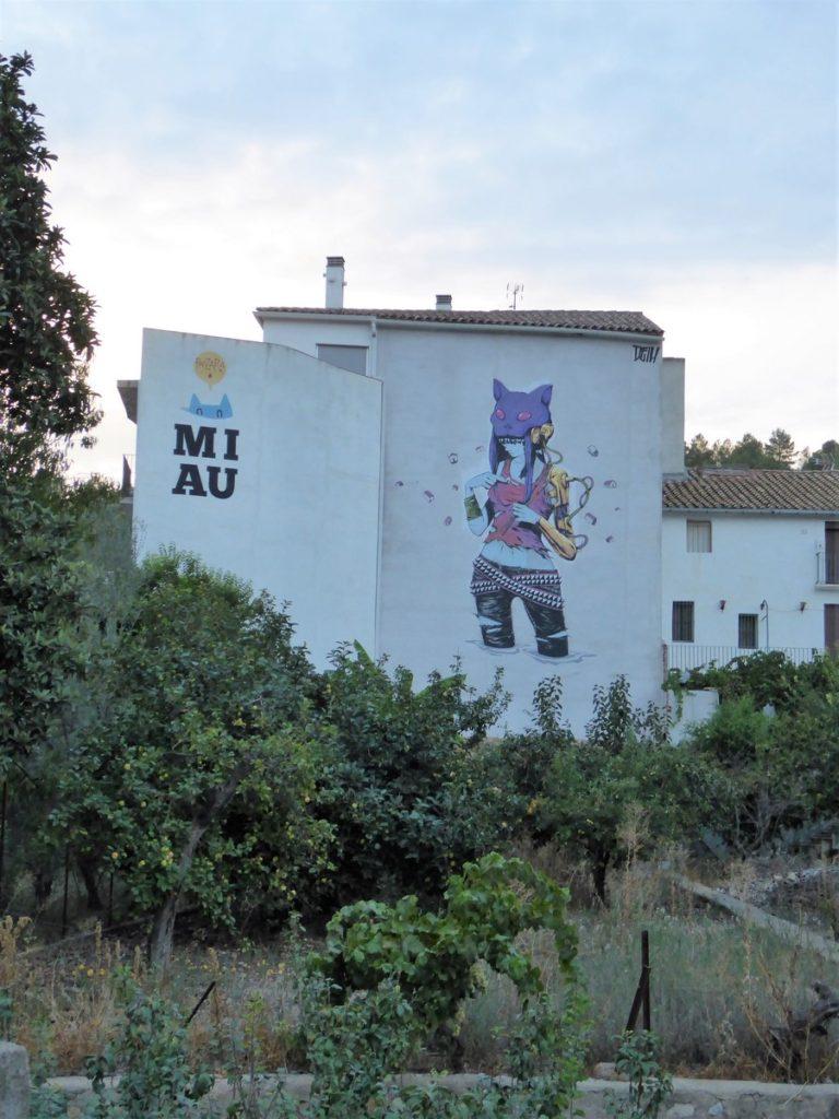 DEIH XLF - Fanzara - Calle Molino