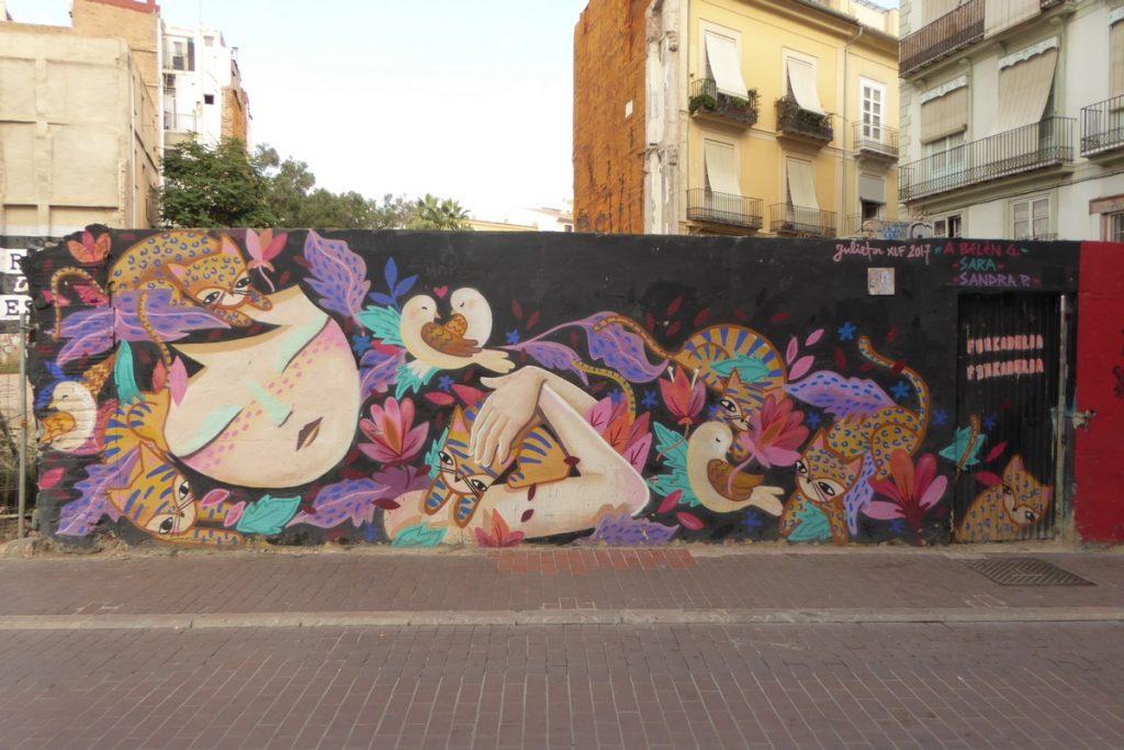 JULIETA XLF - Valencia - 2 Carrer del Moro Zeid