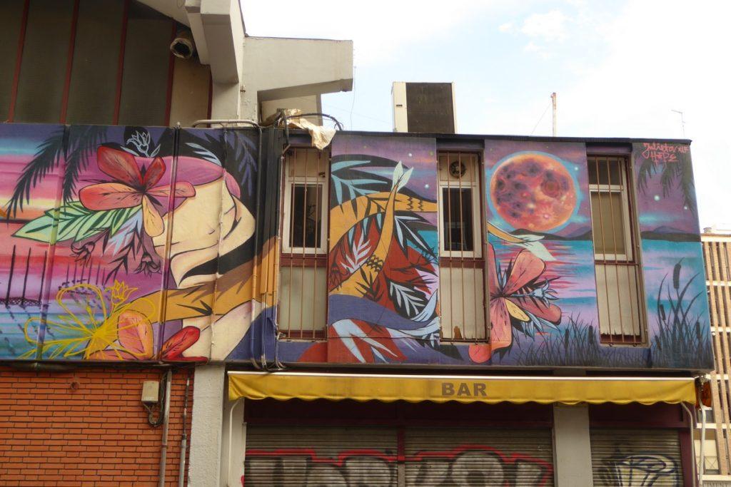 JULIETA XLF - Valencia - Plaça de Rojas Clemente