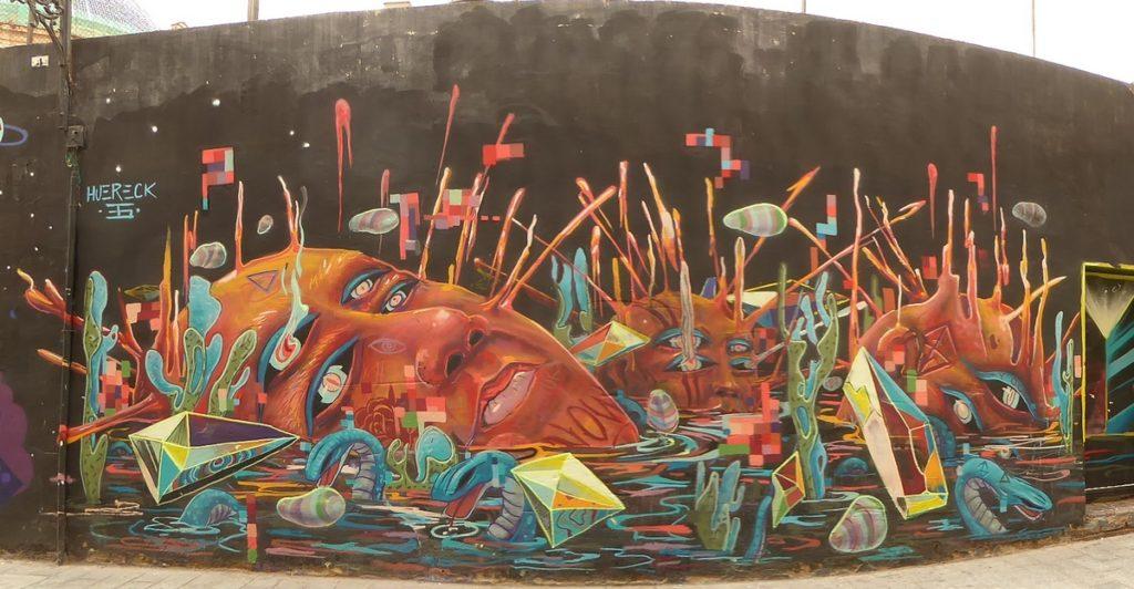 HUERECK - Valencia - Carrer del Pintor Domingo, 8