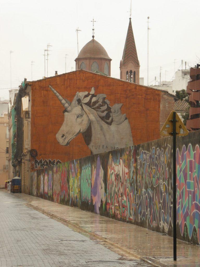 Valencia - Carrer de la Beneficència, 19