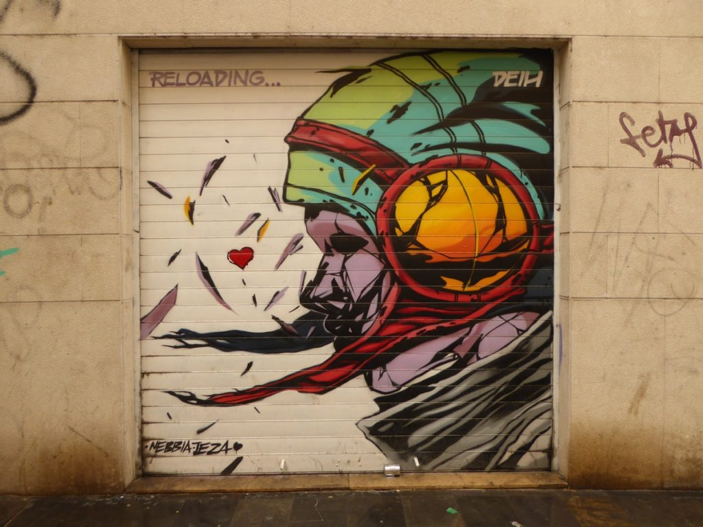 DEIH XLF - Valencia - Plaça de Pere Borrego i Galindo, 1