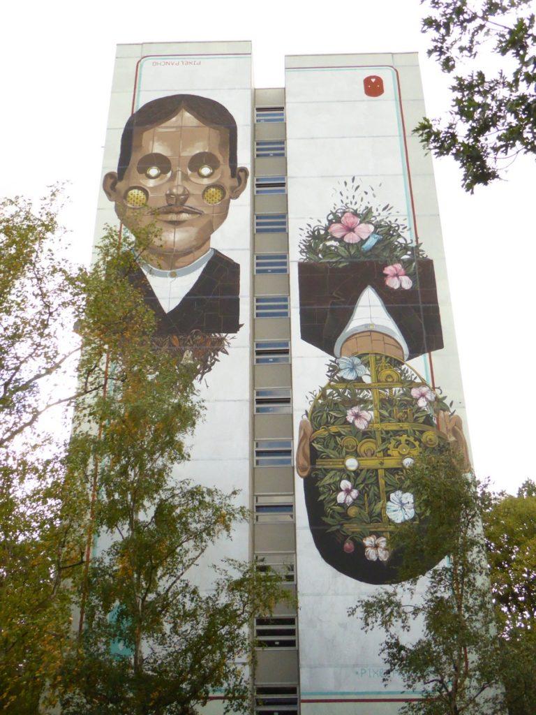 PIXEL PANCHO - Berlin - Neheimer Str. 13