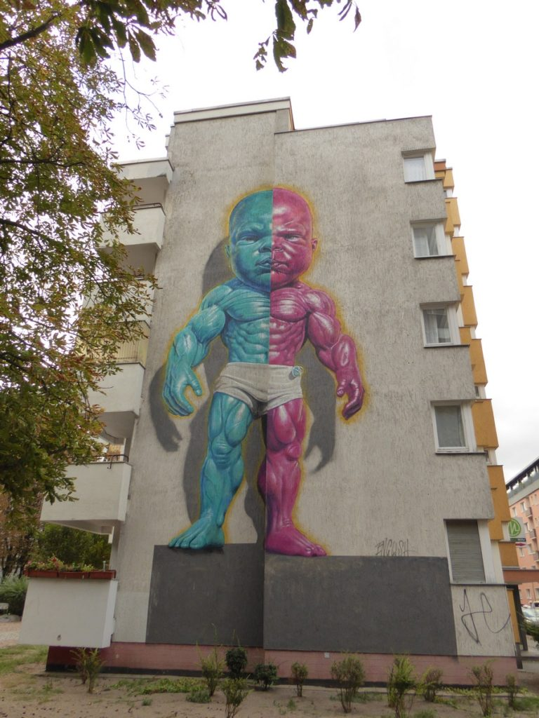 RON ENGLISH - Berlin - Wassertorstraße 11
