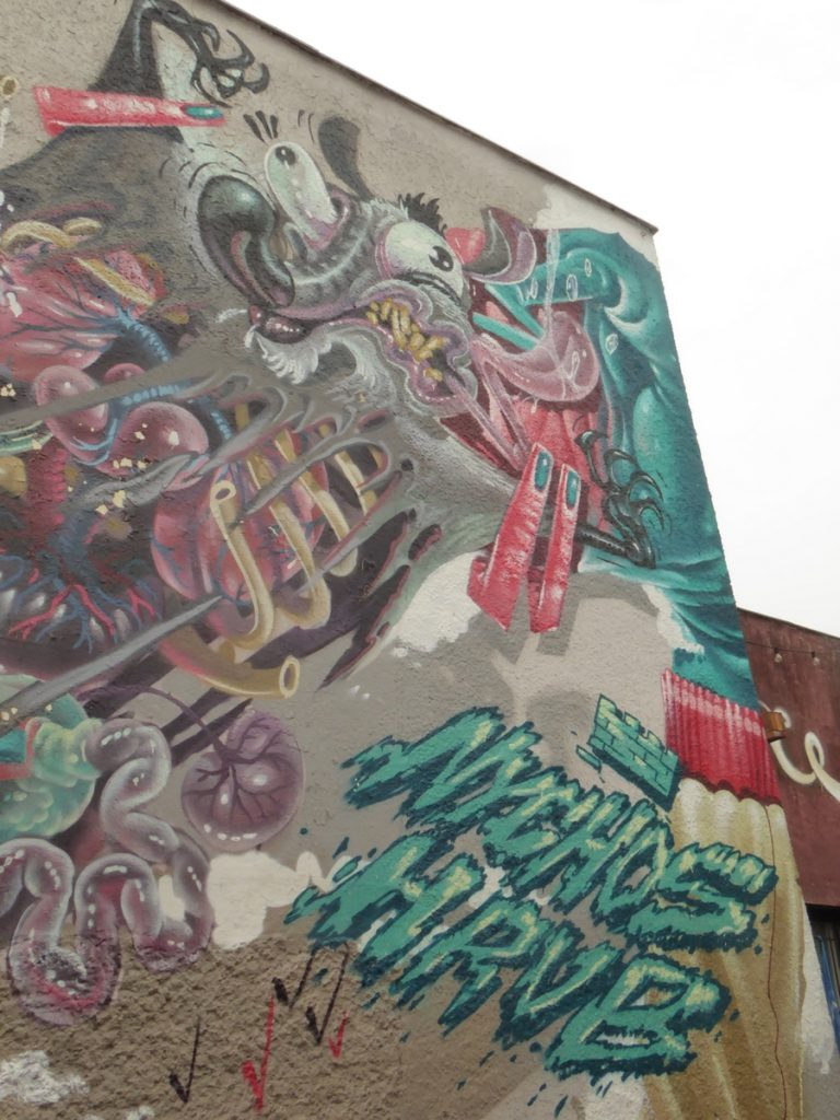 NYCHOS - Berlin - Holzmarktstraße 19-24