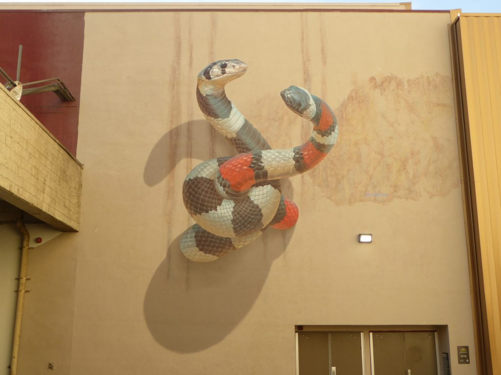 JOHN PUGH - Sacramento - 601 J St (6th Street alley)