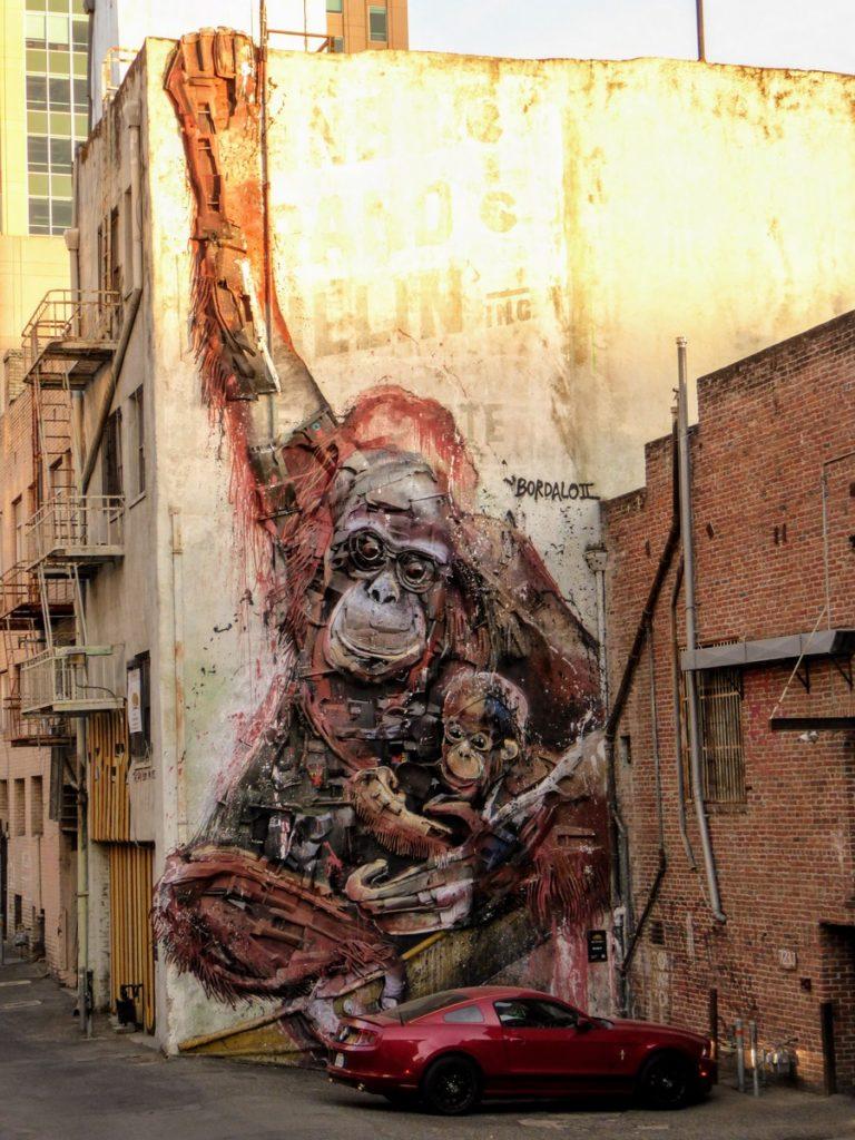 BORDALO II - Sacramento - Improv alley & 7th st
