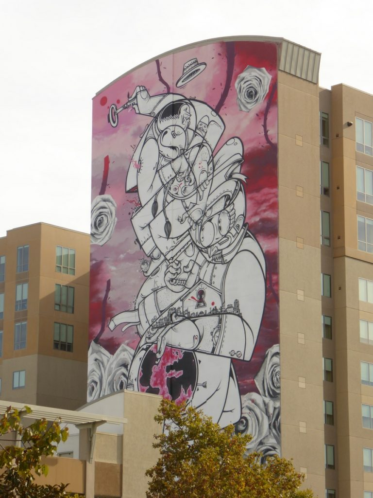 HOW AND NOSM - Sacramento - 1121 15th st (ResIdence Inn Sacramento)