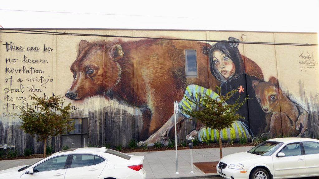 HERAKUT - Sacramento - 1330 R st - A