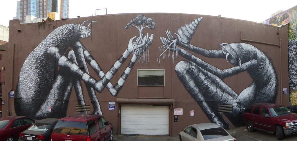 PHLEGM - Sacramento - Improv alley & 7th st