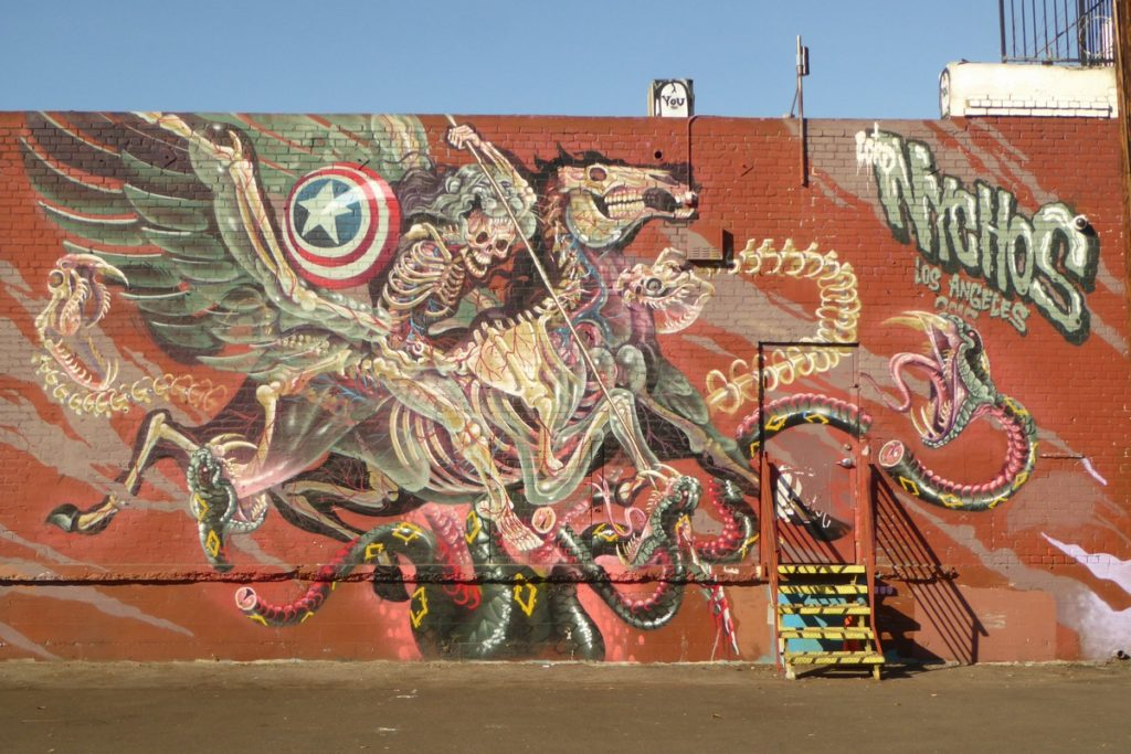 NYCHOS - Los Angeles - The Container Yard - Colyton st & E 4th st