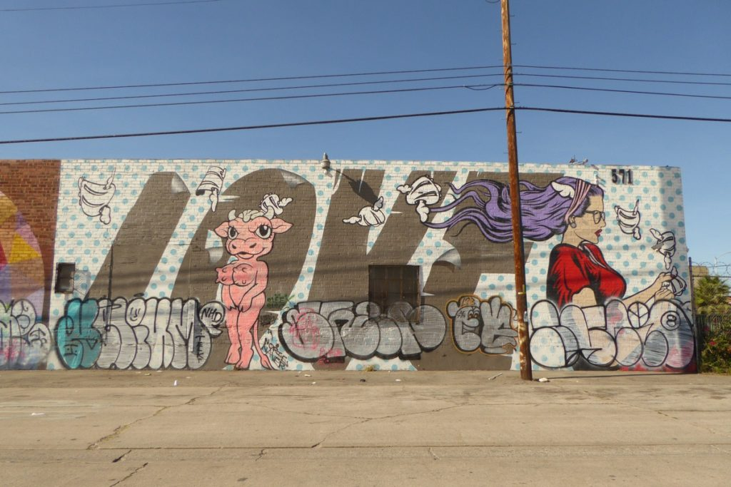 D*FACE - Los Angeles - 571 Anderson st
