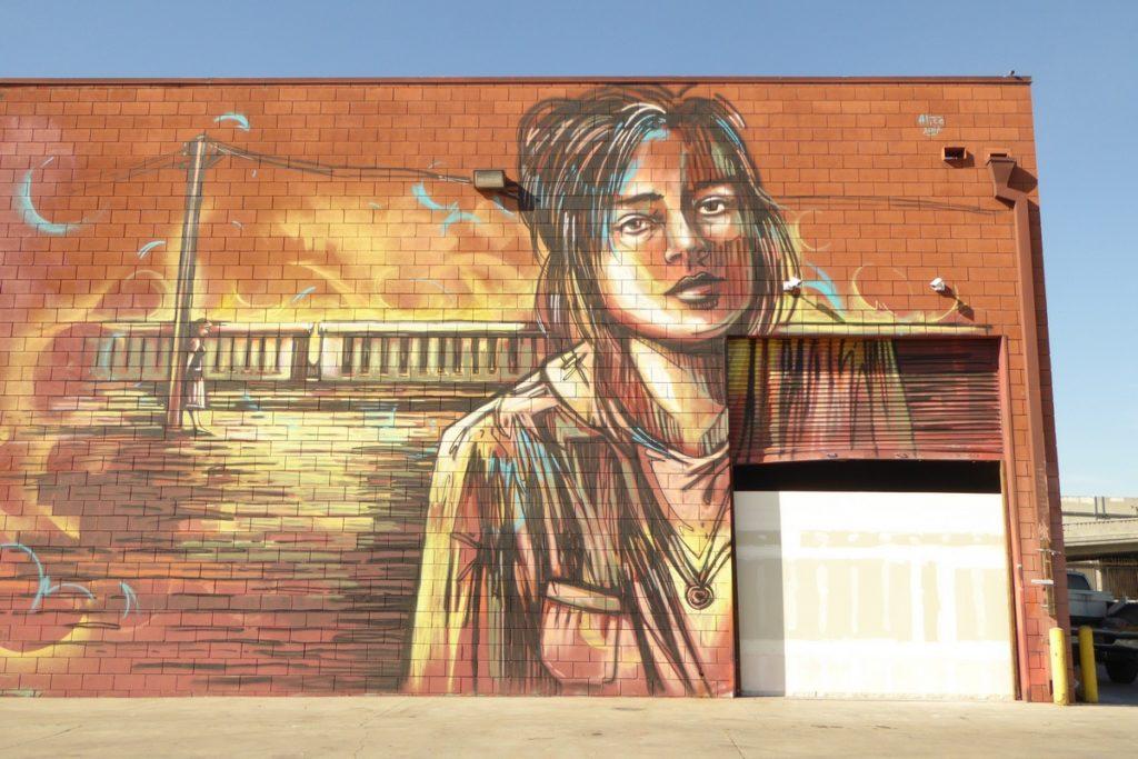 ALICE - Los Angeles - 1741 Naud St