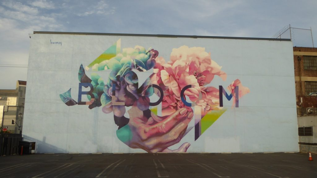 HUEMAN - Los Angeles - E 3rd St & Rose St