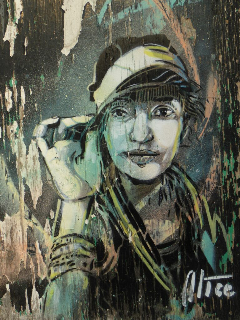ALICE - Aberdeeen - The Green (steps)
