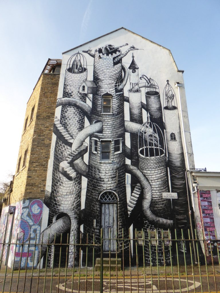 PHLEGM - Londres - Ion Square
