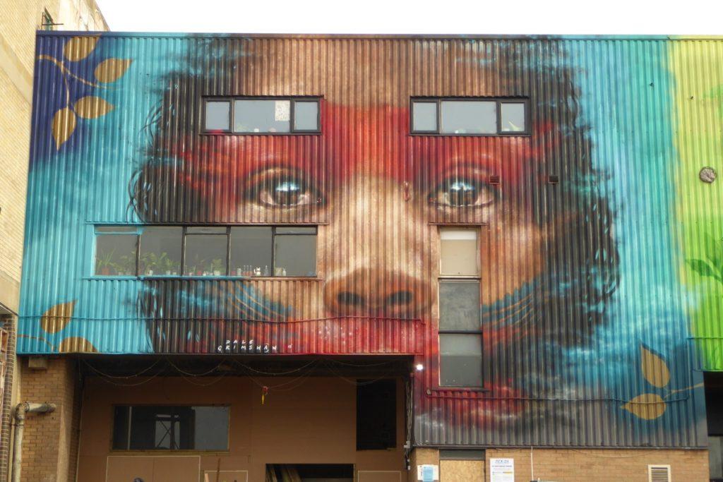 DAVE GRIMSHAW - Londres - 94 Wallis rd
