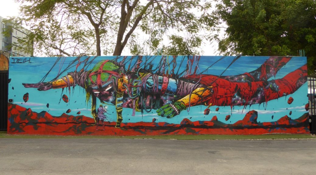 DEIH XLF - Miami - Wynwood Walls – NW 26 st / NW 25 st / NW 2 av