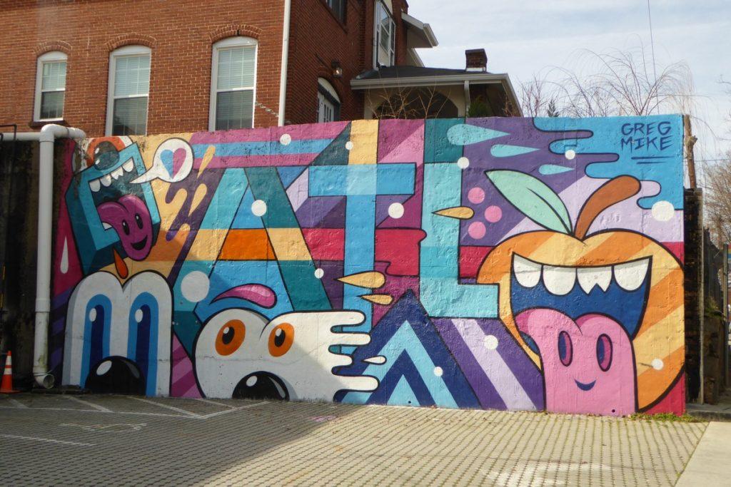 GREG MIKE - Atlanta - 537 Ponce De Leon av NE