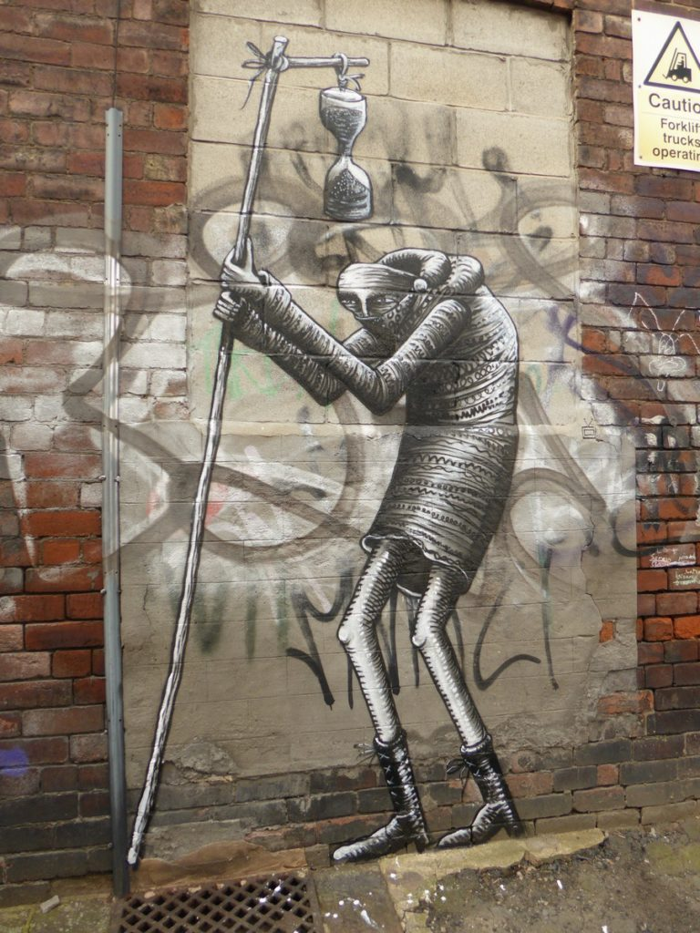 PHLEGM - Sheffield - Exposition Mausoleum of the Giants - Milton st
