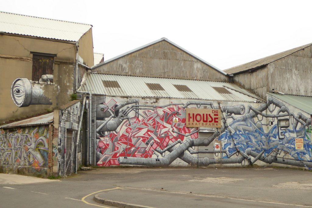 PHLEGM - Sheffield - House Skate Park - Bardwelle rd