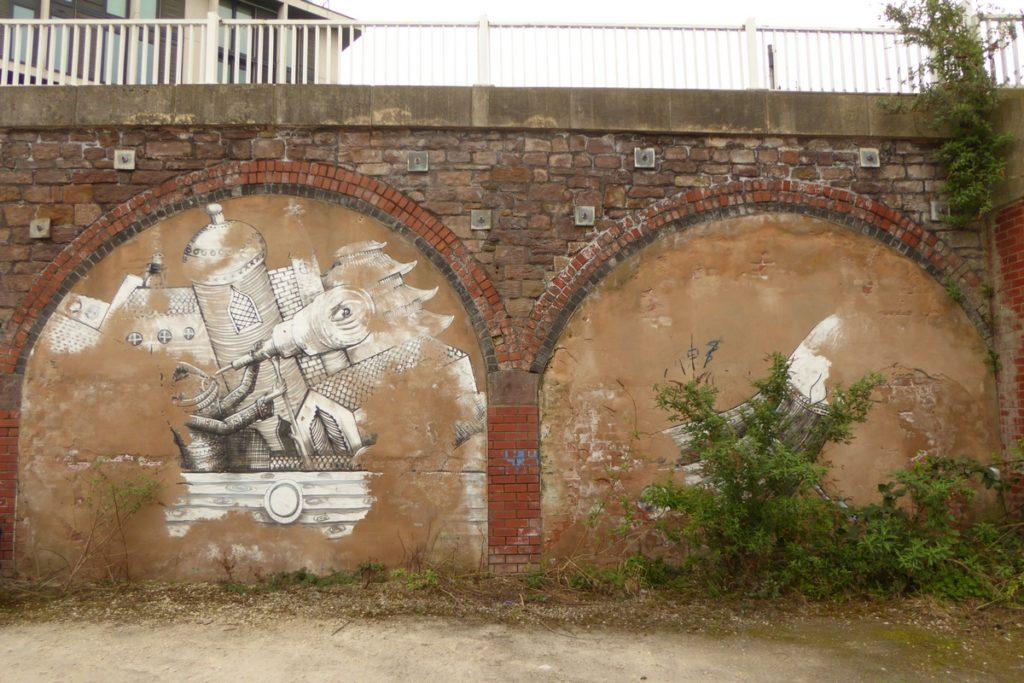 PHLEGM - Rotherham - Market st