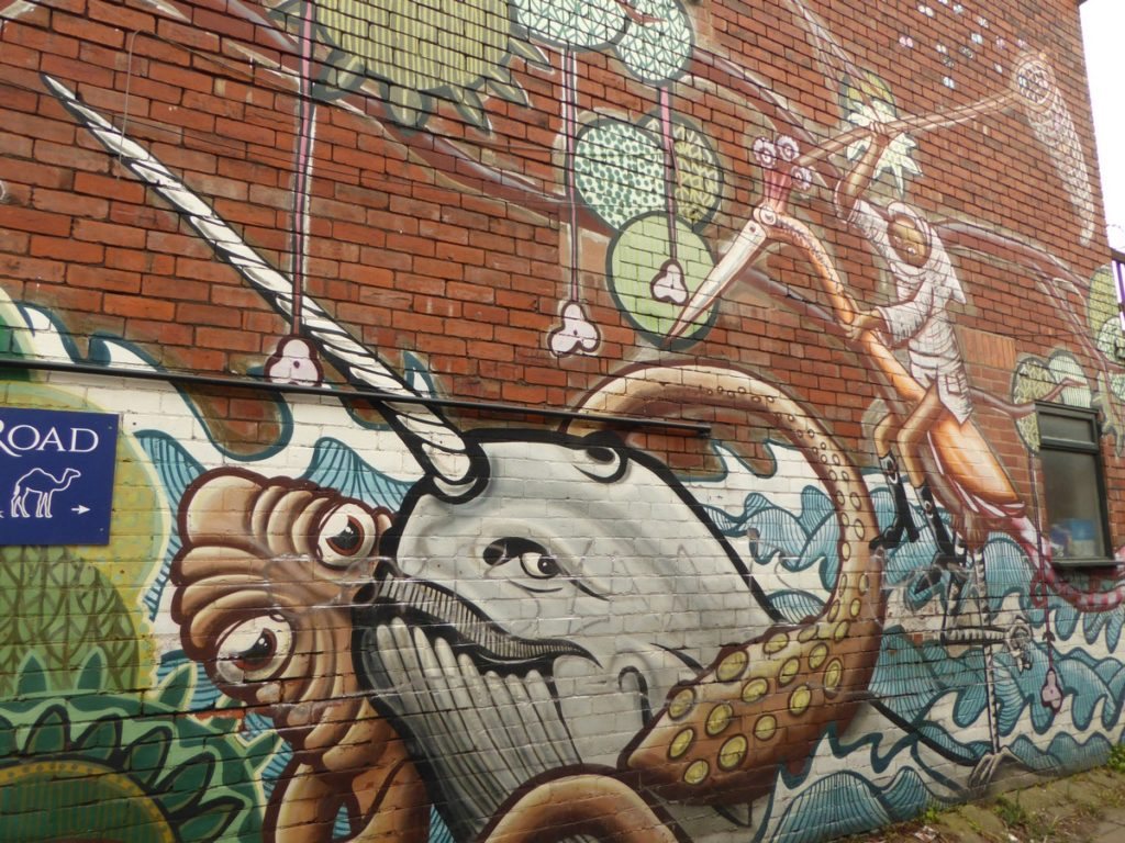 PHLEGM - Sheffield - 366 Sharrow Vale rd
