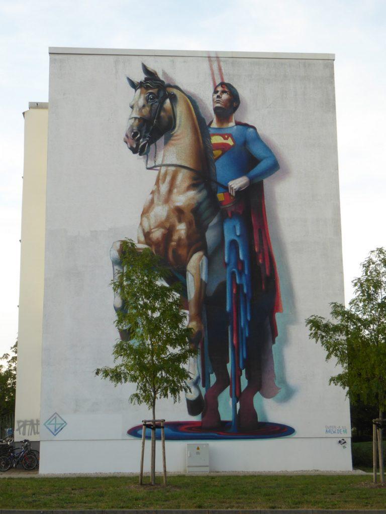 MR SUPER A - Wittenberg - Sternstraße 53