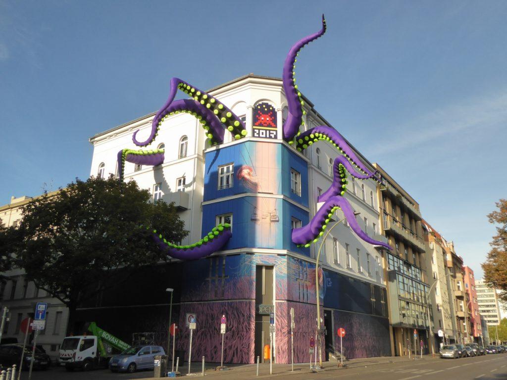 Berlin - Biennale Urban Nation 2019 -Bülowstraße 7