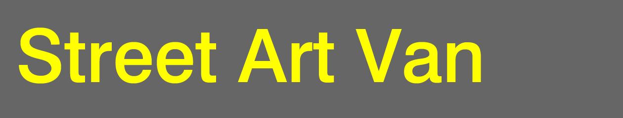 Street Art Van