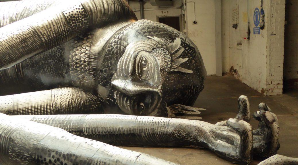 PHLEGM - Sheffield - Exposition Mausoleum of the Giants - Milton st